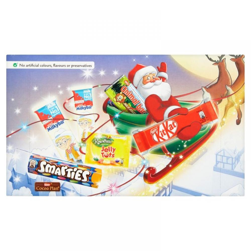TODAY ONLY  Nestle Medium Selection Box 143.7g