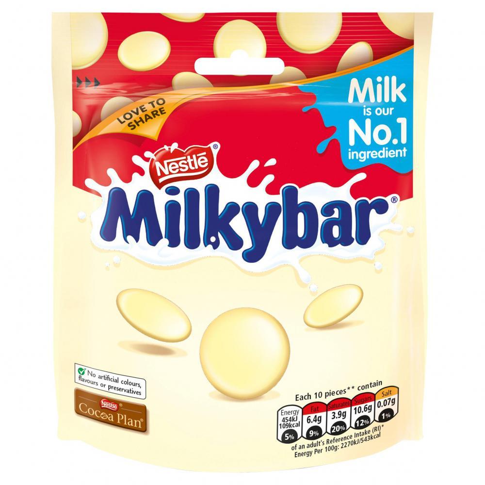 Nestle Milkybar Buttons 103g