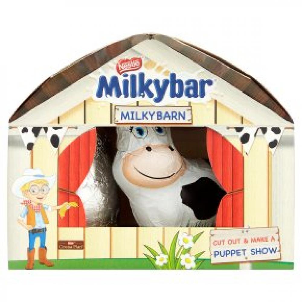 Nestle Milkybar MILKYBARN White Chocolate Cow And Egg 160g