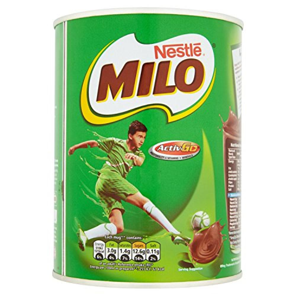 Nestle Milo Instant Malt Chocolate Powder 400 g
