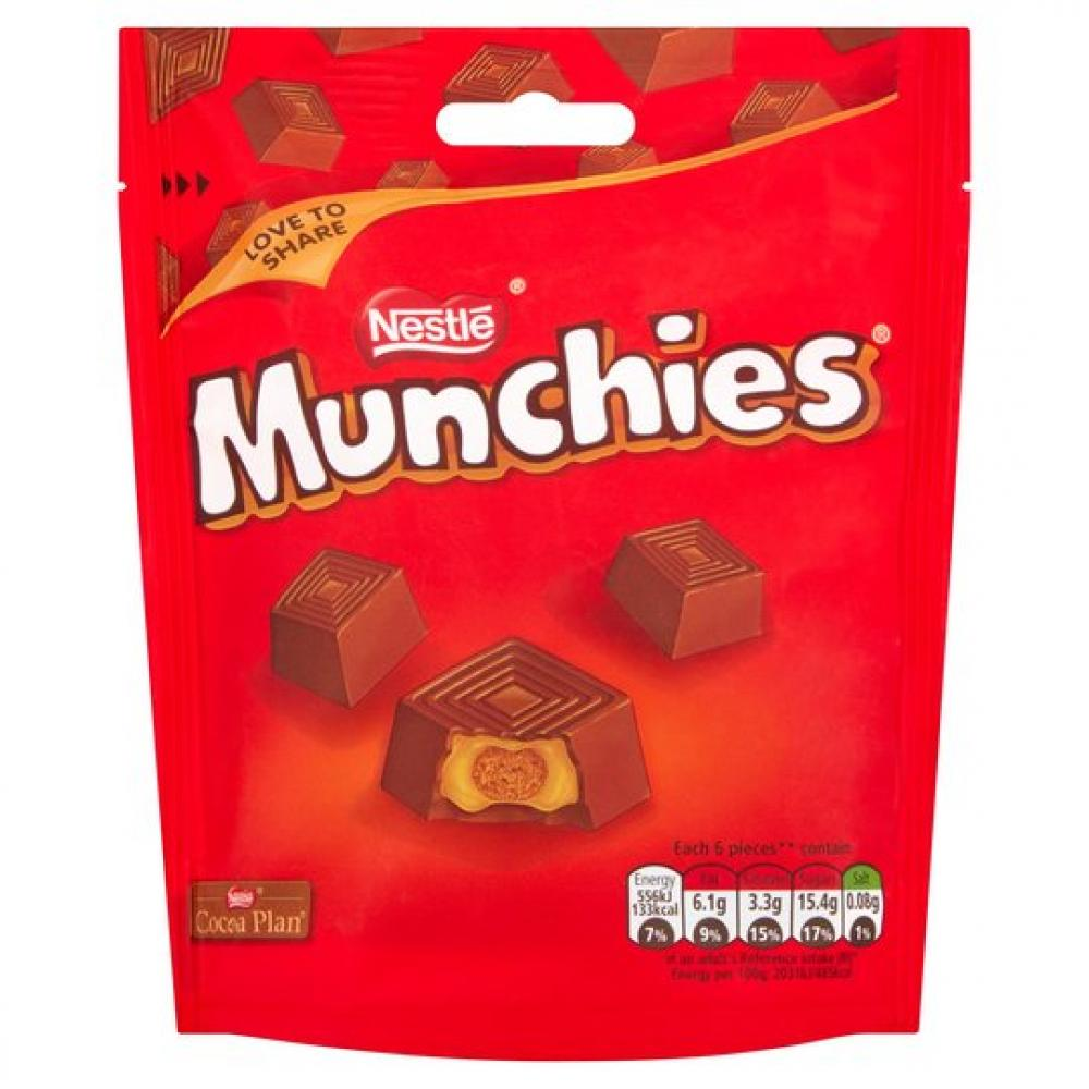 TODAY ONLY  Nestle Munchies 104g