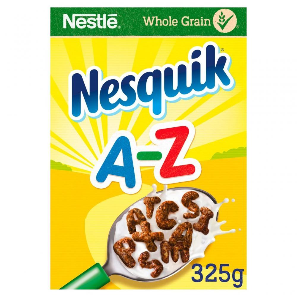 Nestle Nesquik A to Z 325g