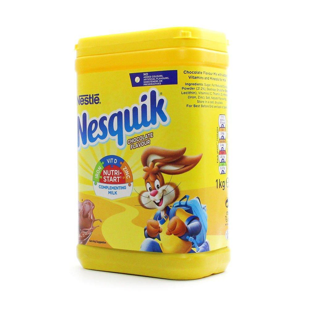 Nestle Nesquik Chocolate Flavour 1kg