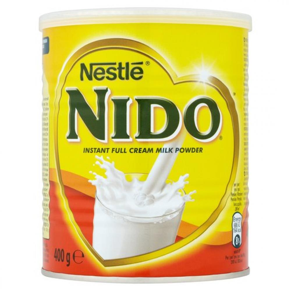 Nestle Nido - Instant Full Cream Milk Powder 400g
