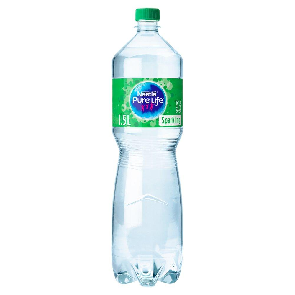 Nestle Pure Life Sparkling Water 1.5 Litre