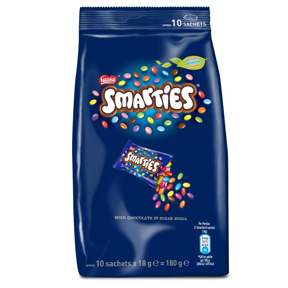 CHOCOLATE SALE  Nestle Smarties 180g