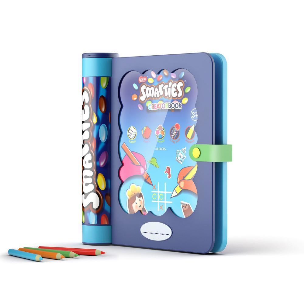 SALE  Nestle Smarties Creatorbook