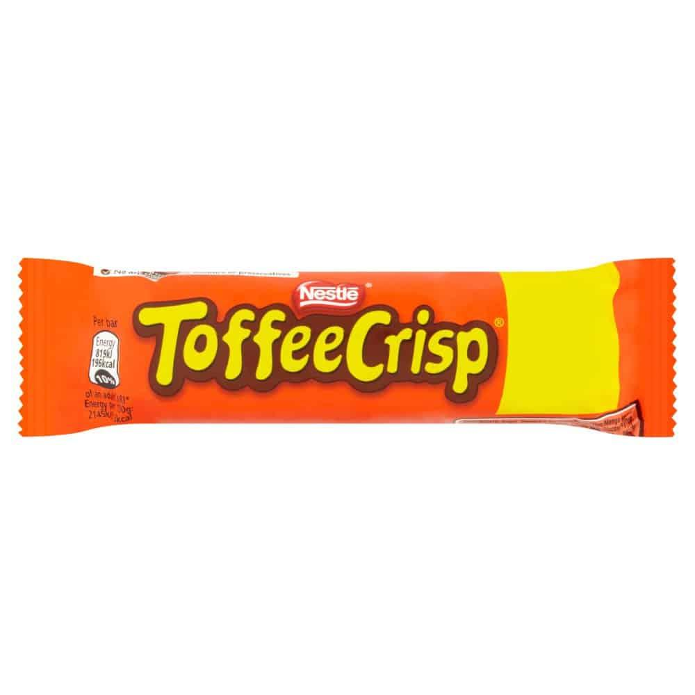 Nestle Toffee Crisp 38g