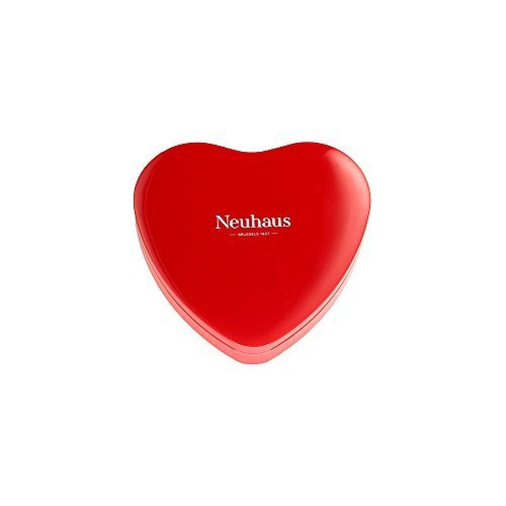 Neuhaus Chocolate in Red Heart Tin 130g