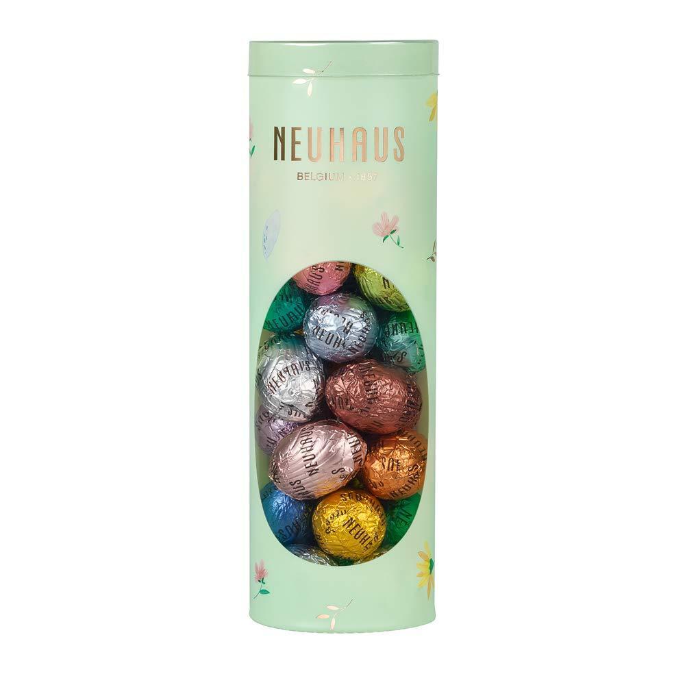 Neuhaus Chocolates Tube Filled with 27 Chocolate Eggs 297 g