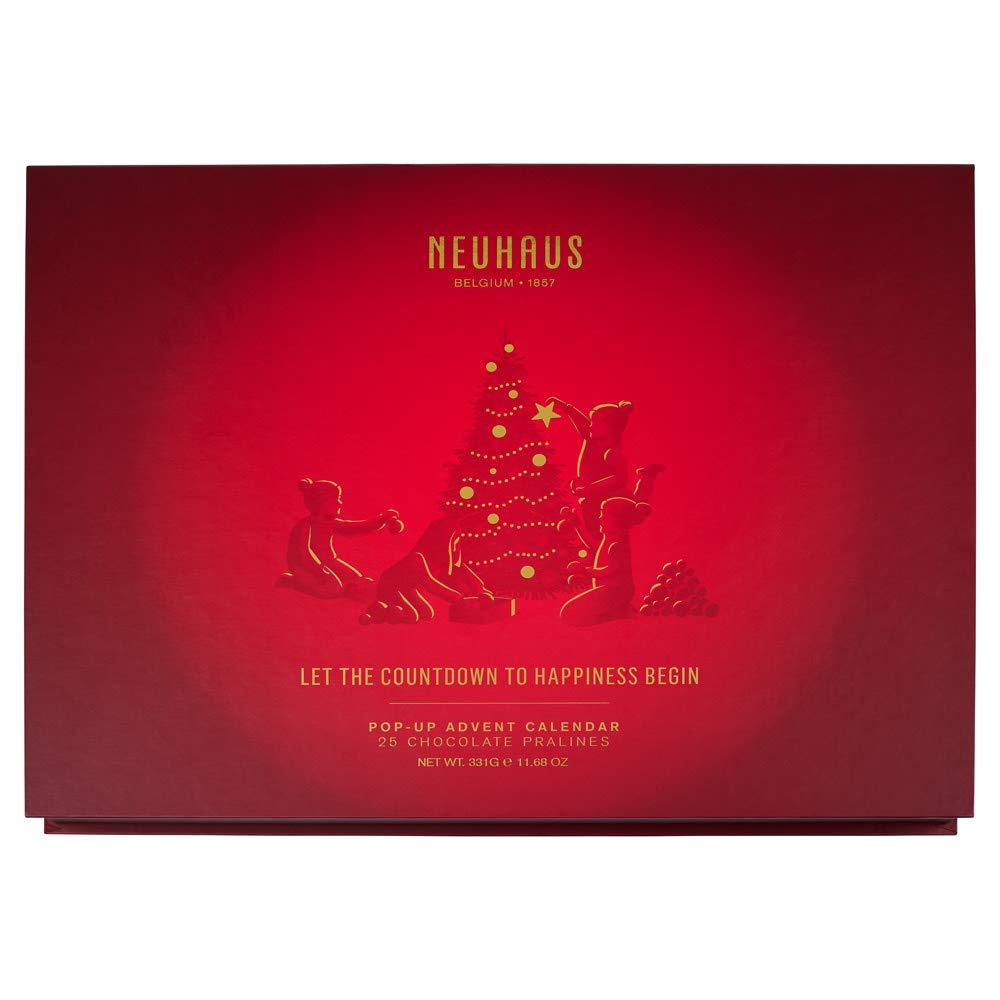 Neuhaus Countdown to Happiness Pop-Up Advent Calendar 331g
