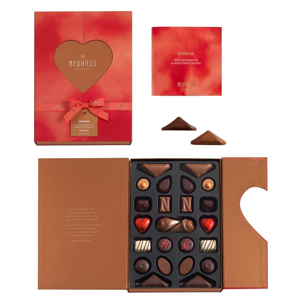 SUPER SATURDAY SALE  Neuhaus Sharing Box Pack of 24 324 g