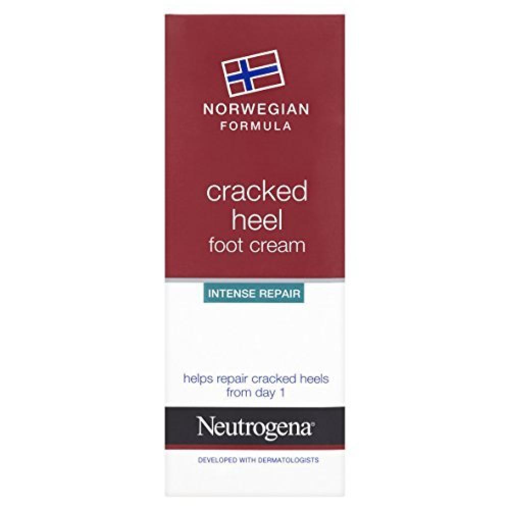 Neutrogena Norwegian Formula Cracked Heel Intense Repair Foot Cream 40 ml