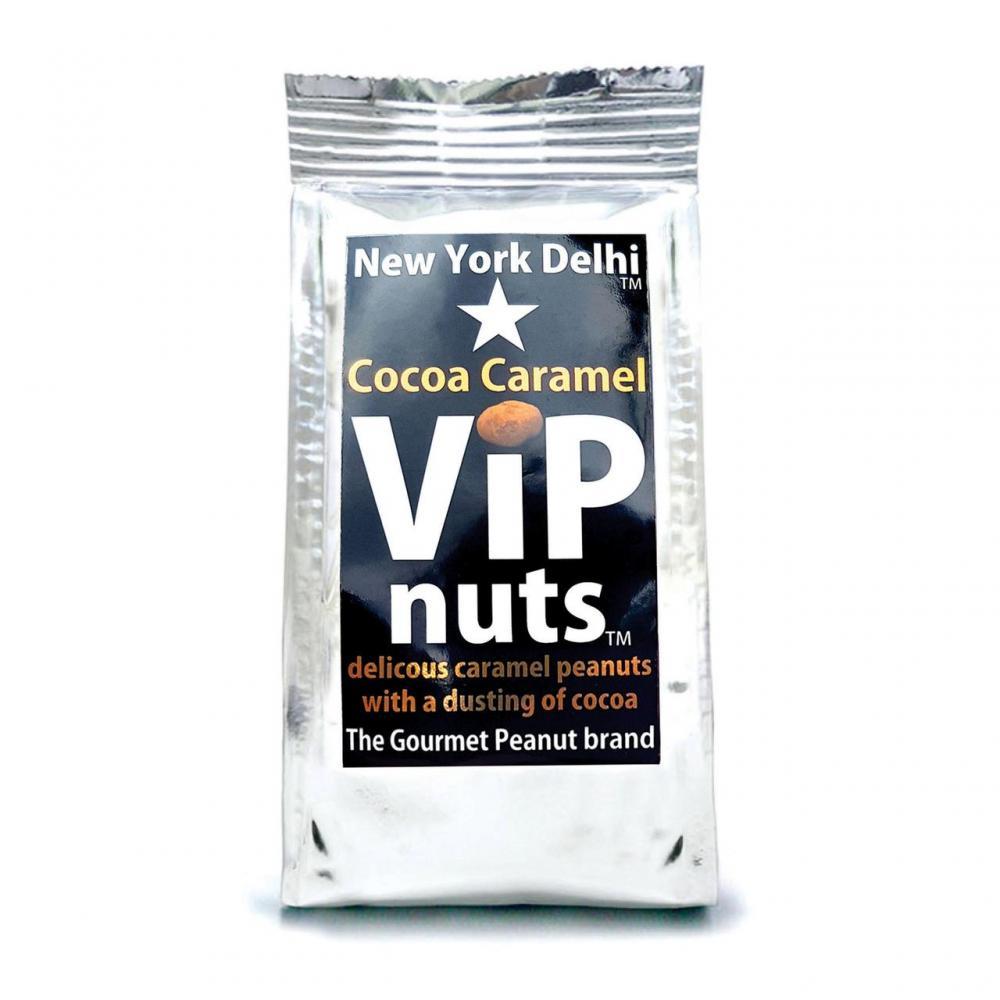 New York Delhi Cocoa Caramel Vip Nuts 63g