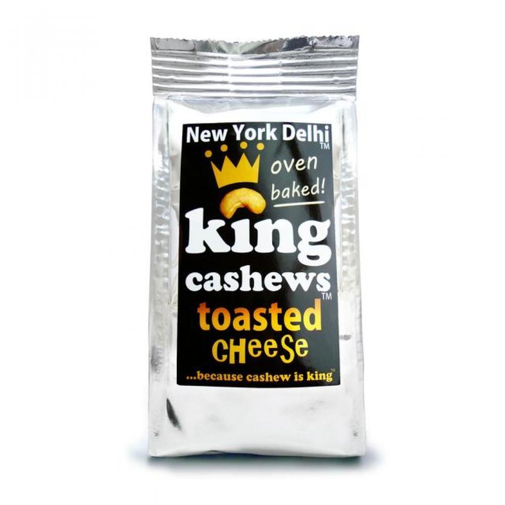 New York Delhi King Cashews Toasted Cheese 120g