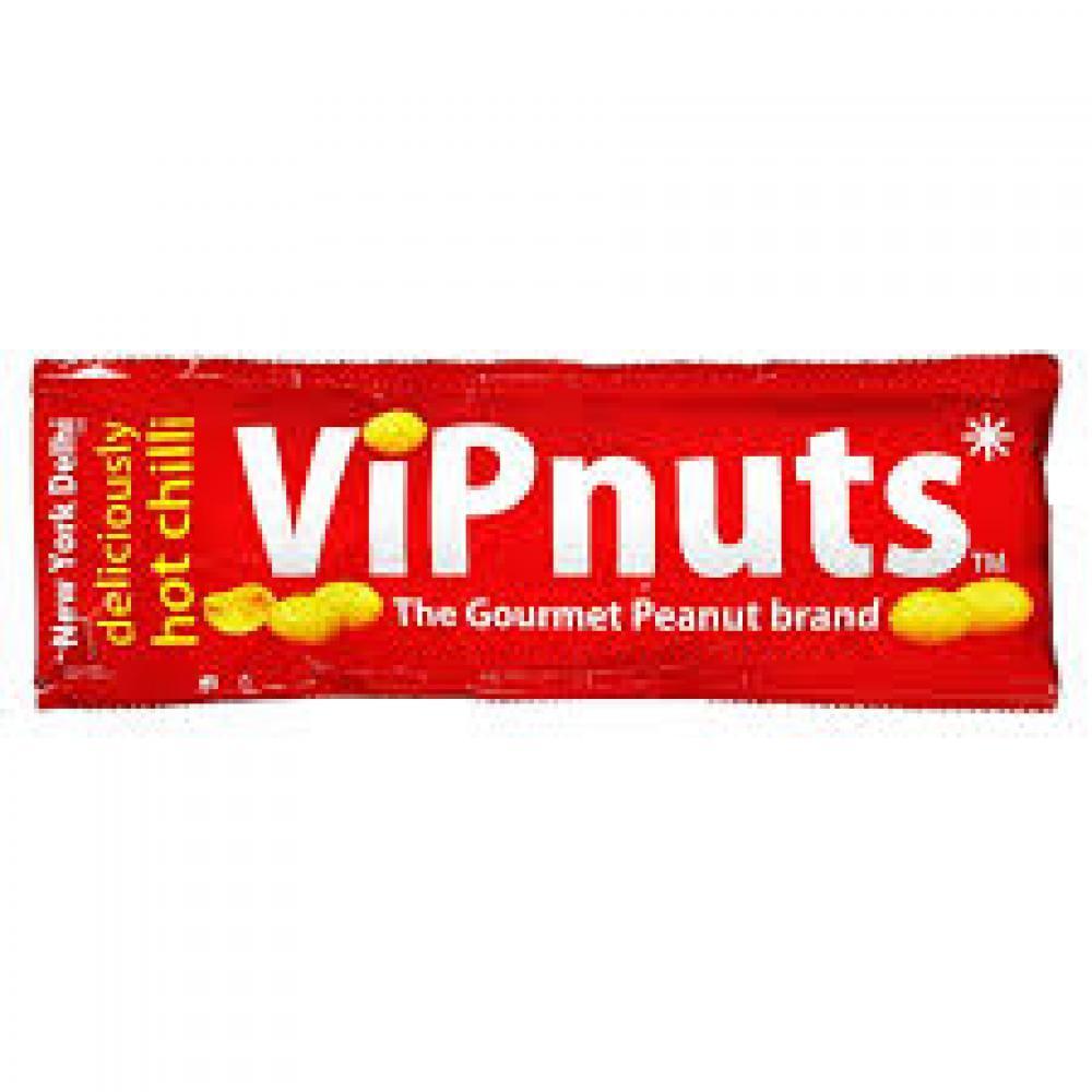 New York Delhi VIP Nuts Hot Chilli 25g