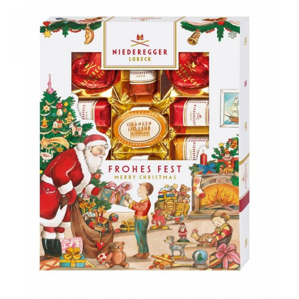 Niederegger Pralines with Bittersweet Chocolate 182g