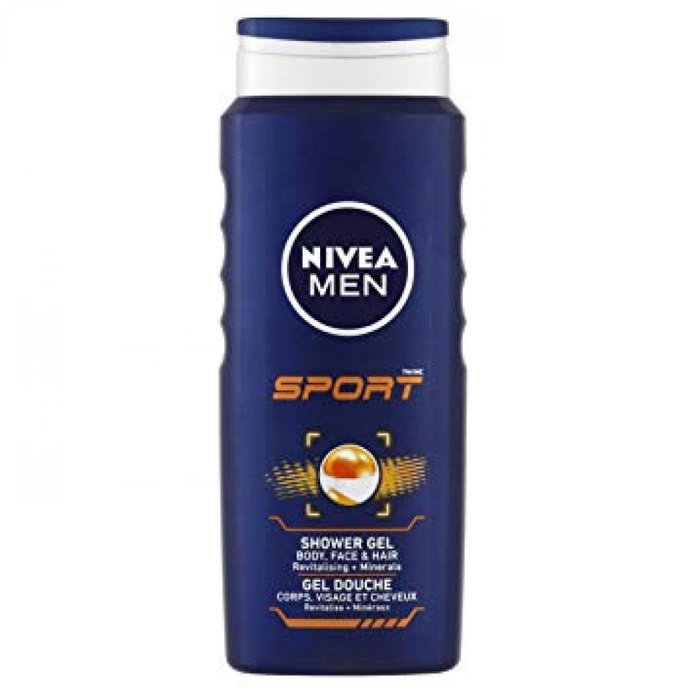 Nivea Men Sport Shower Gel 500ml