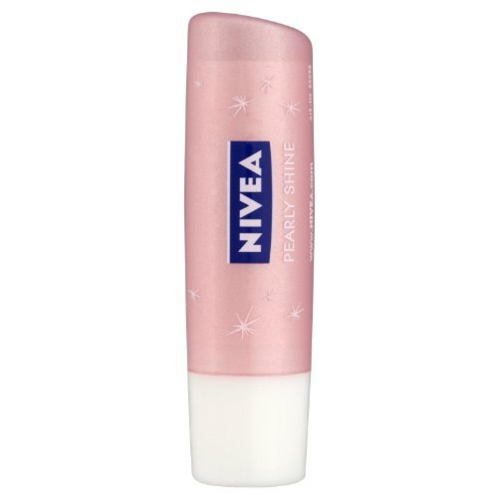 Nivea Pearly Shine Lip Balm 4.8 g