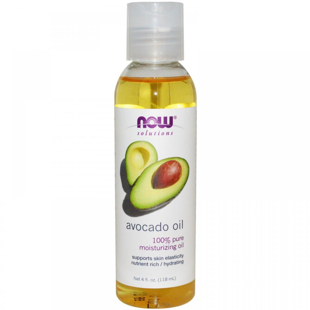Now Solutions Moisturizing Avocado Oil 118ml