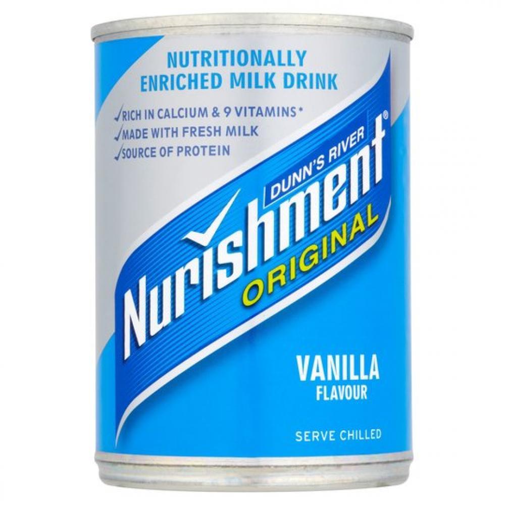 Nurishment Vanilla Flavour Milk Drink 400g