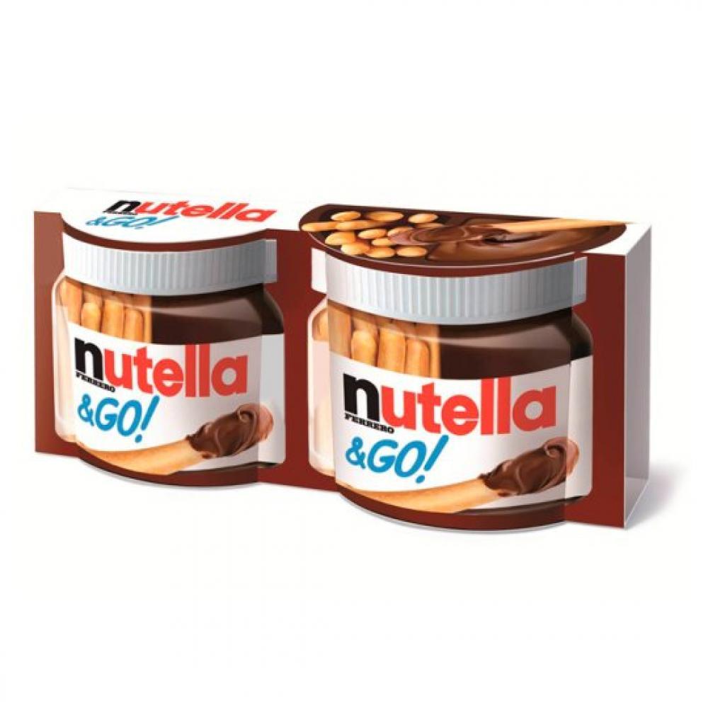 Nutella Go 2x48g