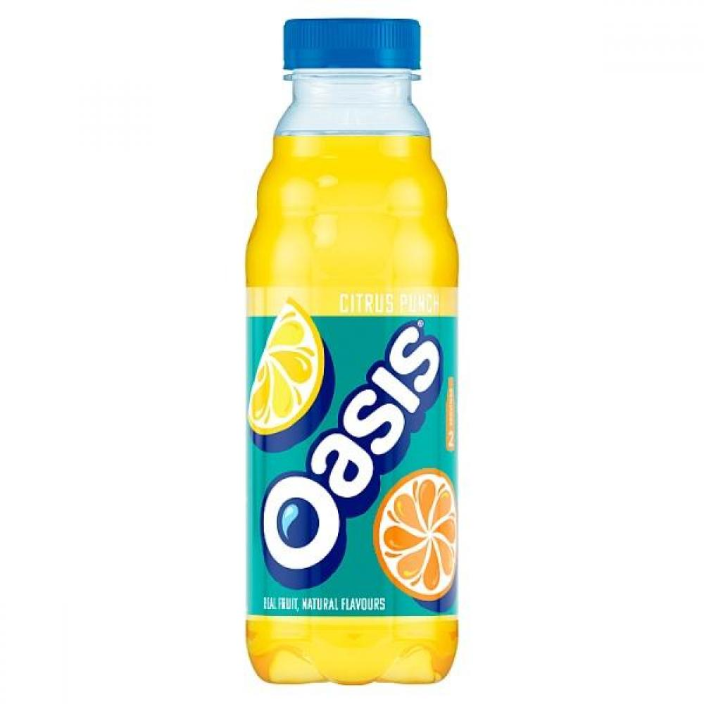 Oasis Citrus Punch 500ml