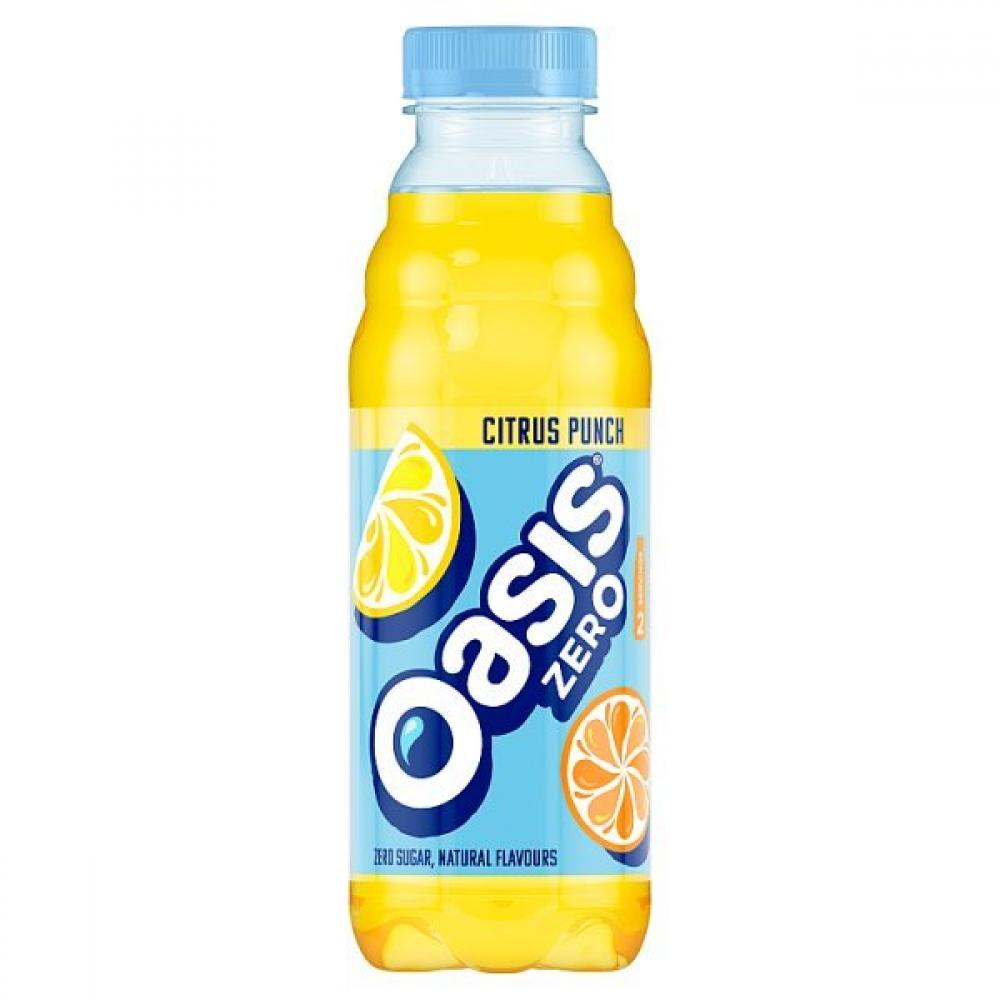 Oasis Citrus Punch Zero 500ml