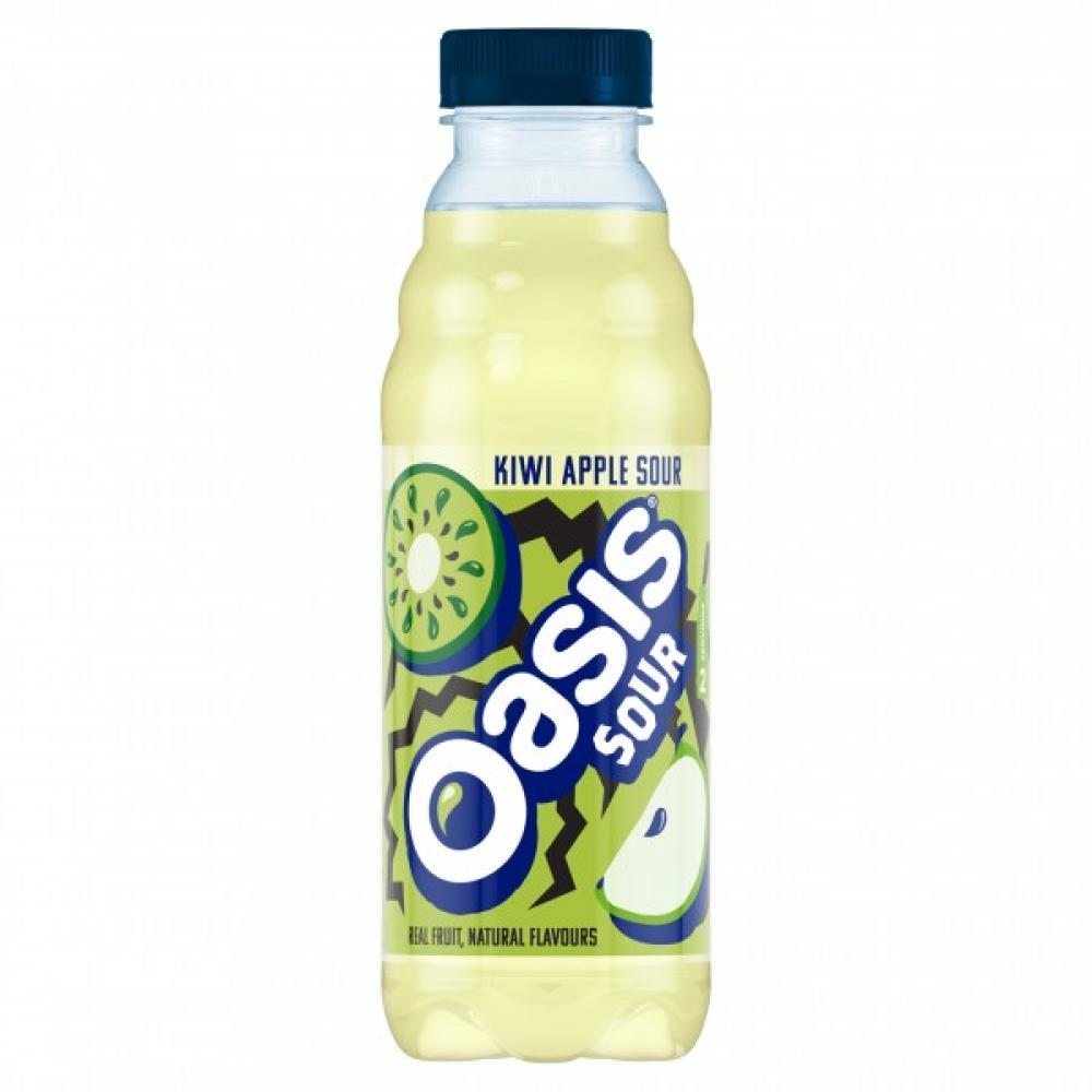 Oasis Kiwi Apple Sour 500ml