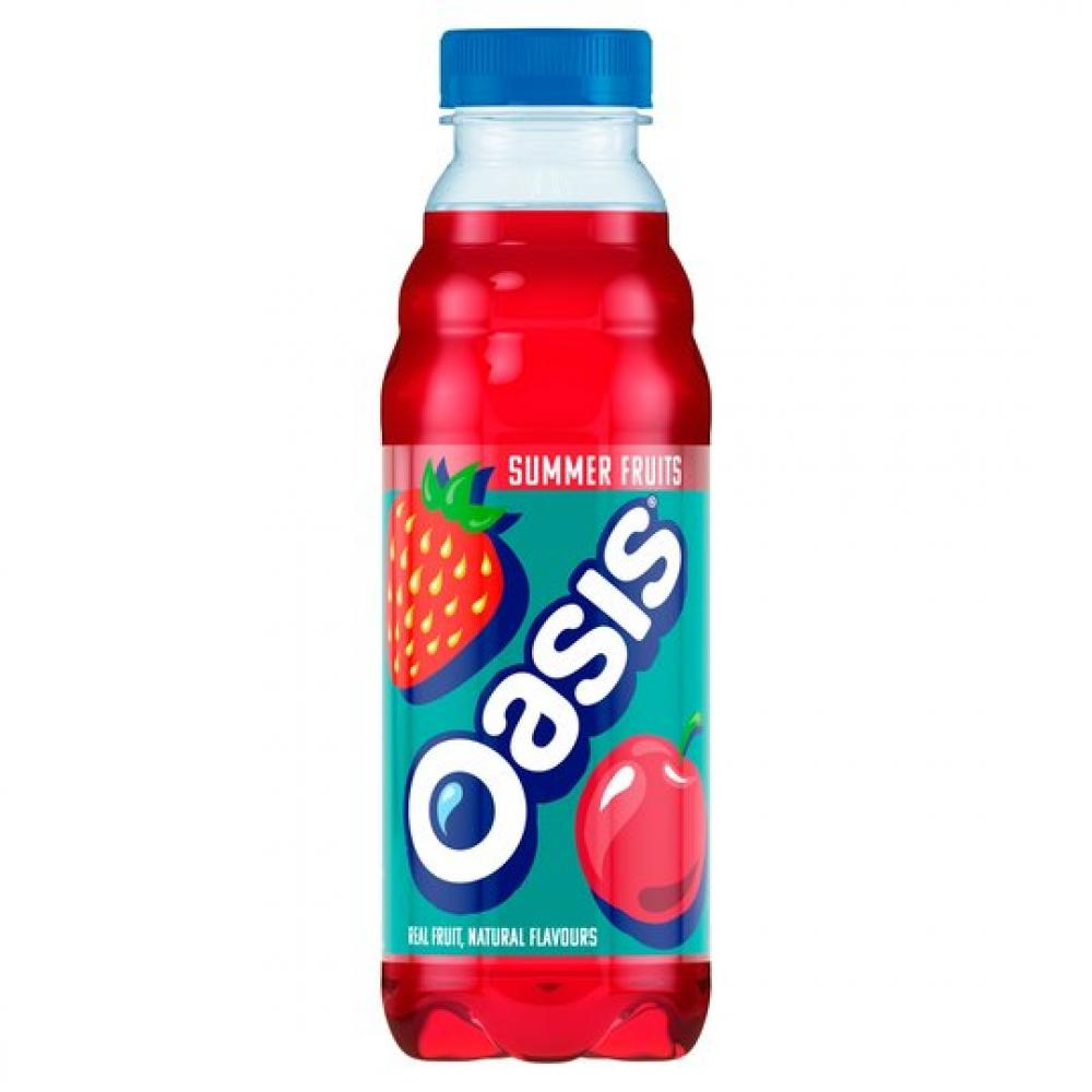 CLEARANCE  Oasis Summer Fruits 500ml