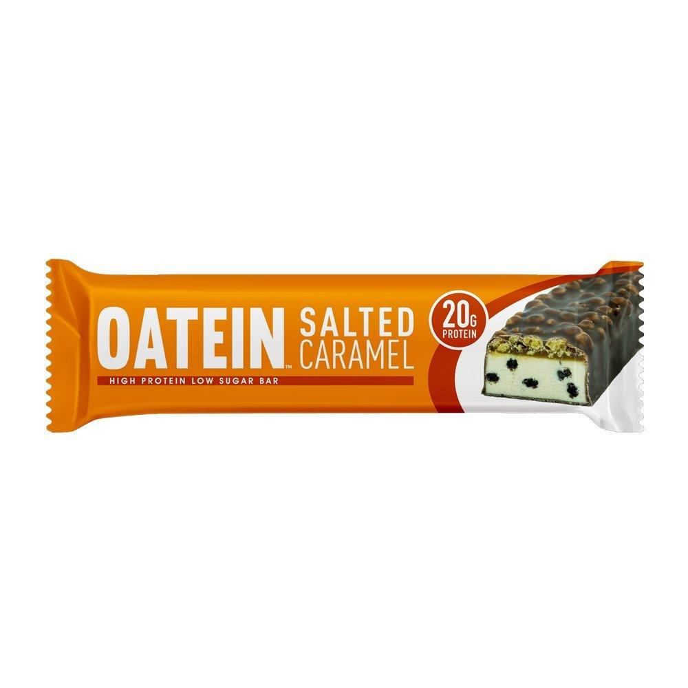 Oatein Salted Caramel Bar 60g