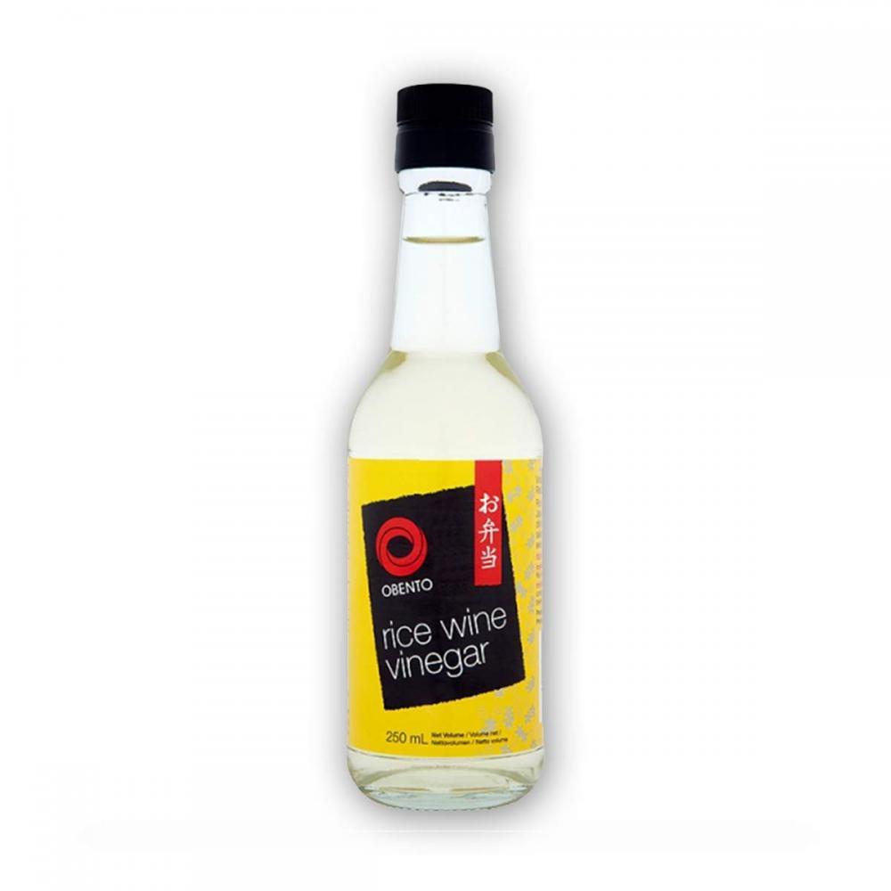 Obento Rice Wine Vinegar 250ml