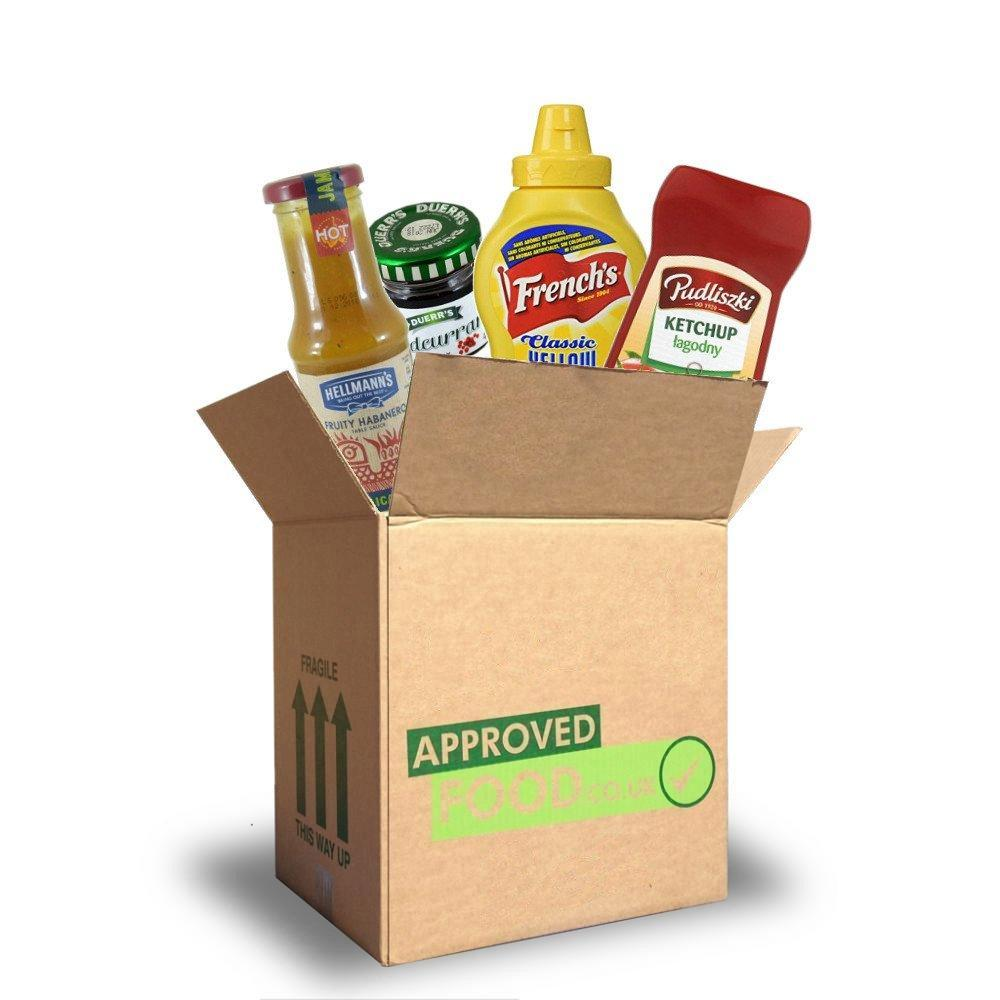 OCTOBER SPECIAL  Approved Food Condiments Box