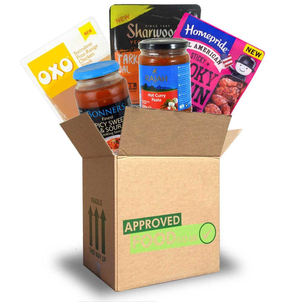 NOVEMBER SPECIAL  Approved Food Winter Warmers Box