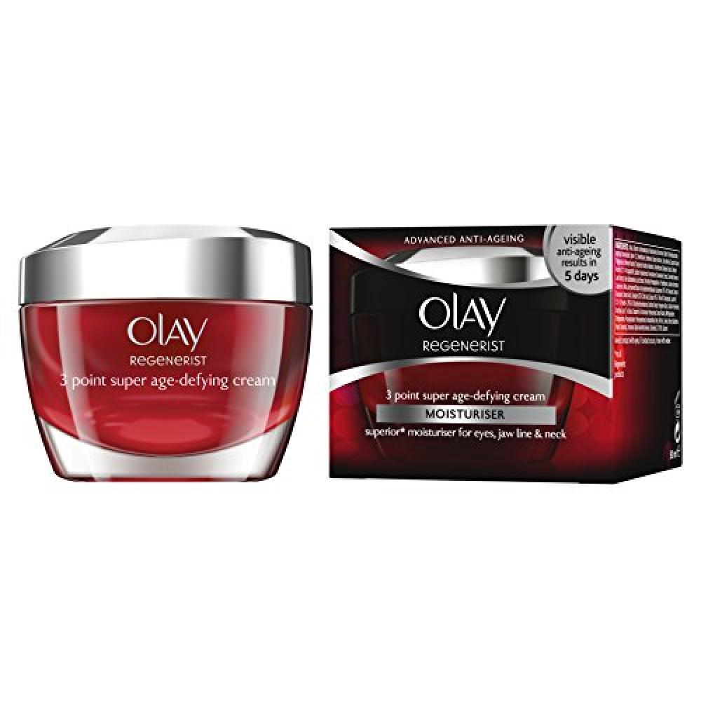 Olay Regenerist 3 Point Super Age Defying Moisturiser 50ml