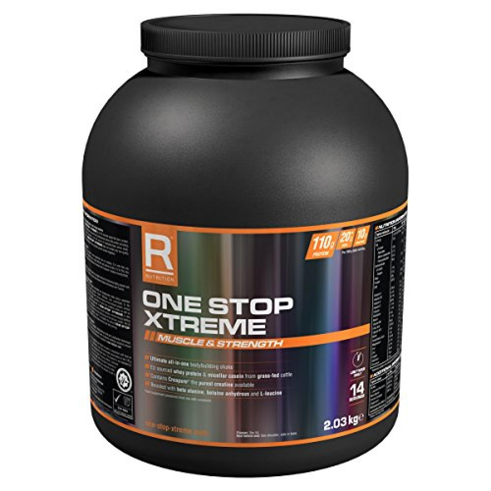 Reflex Nutrition One Stop Xtreme - 2.03kg - Chocolate Perfection