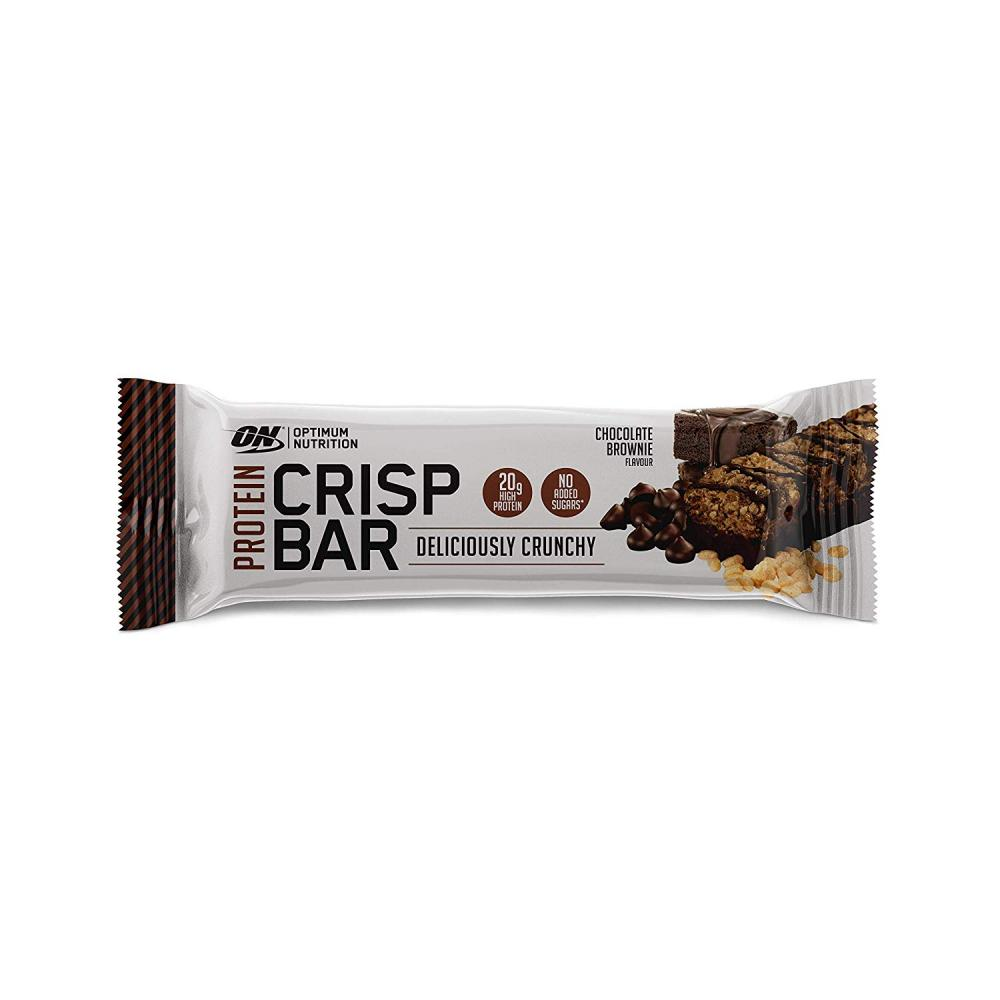Optimum Nutrition Protein Crisp Bar Chocolate Brownie 65 g