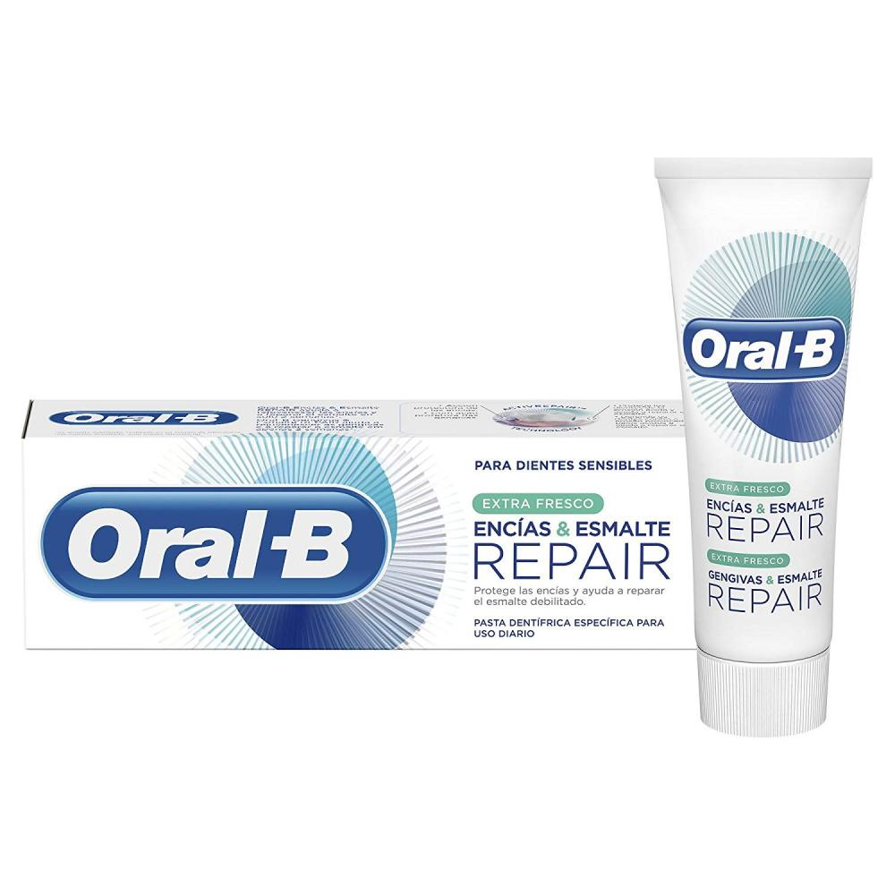 Oral-B Gums and Enamel Repair Extra Fresh Toothpaste 75 ml