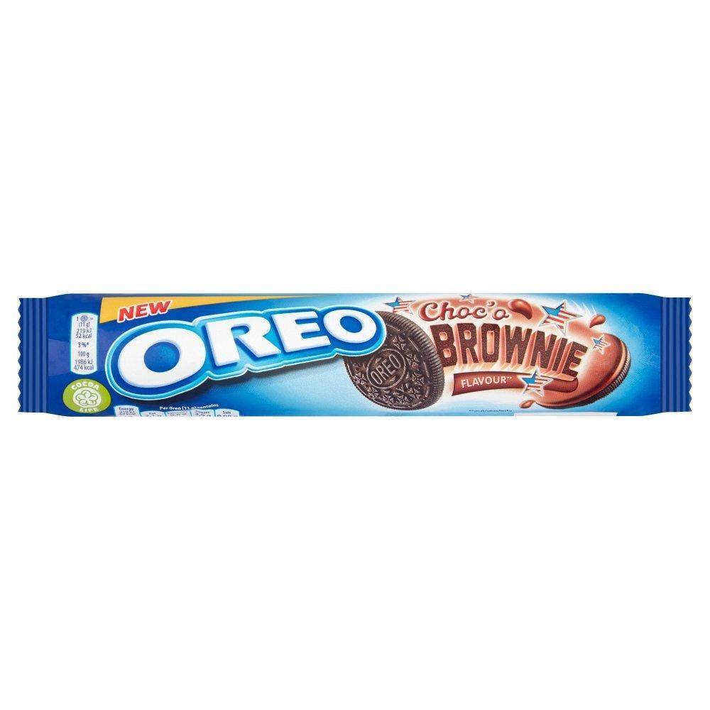 Oreo Choco Brownie Flavour 154g