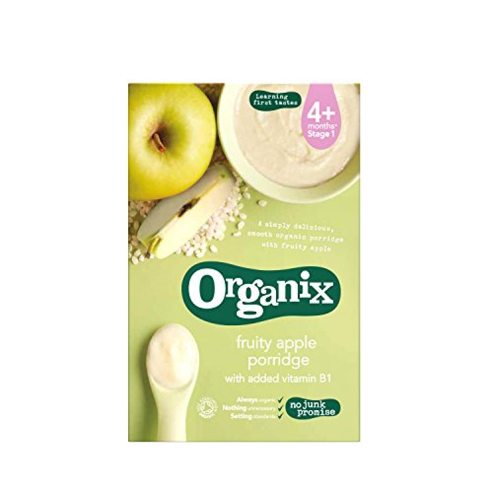 Organix Organic Fruity Apple Cereal 120 g