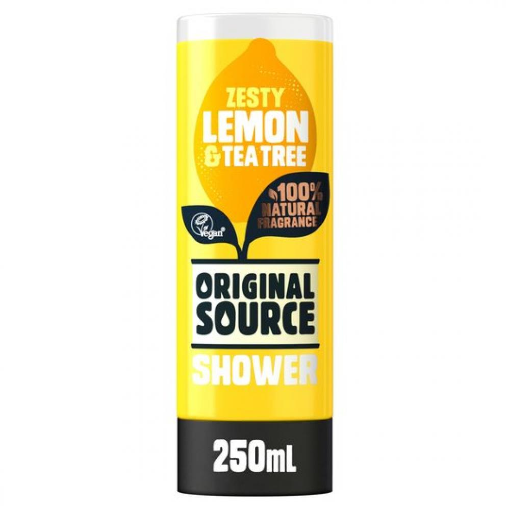 Original Source Lemon and Tea Tree Shower Gel 250 ml