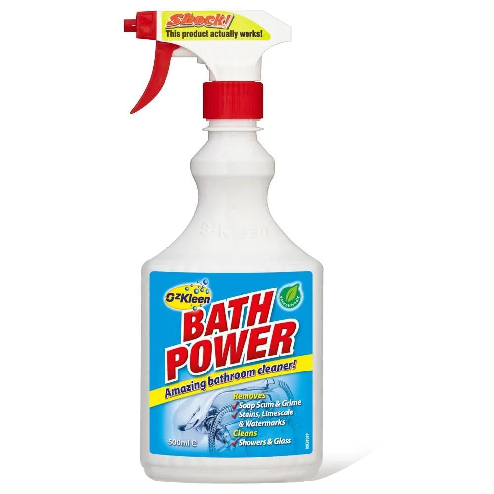 OzKleen Bath Power Cleaner 500ml