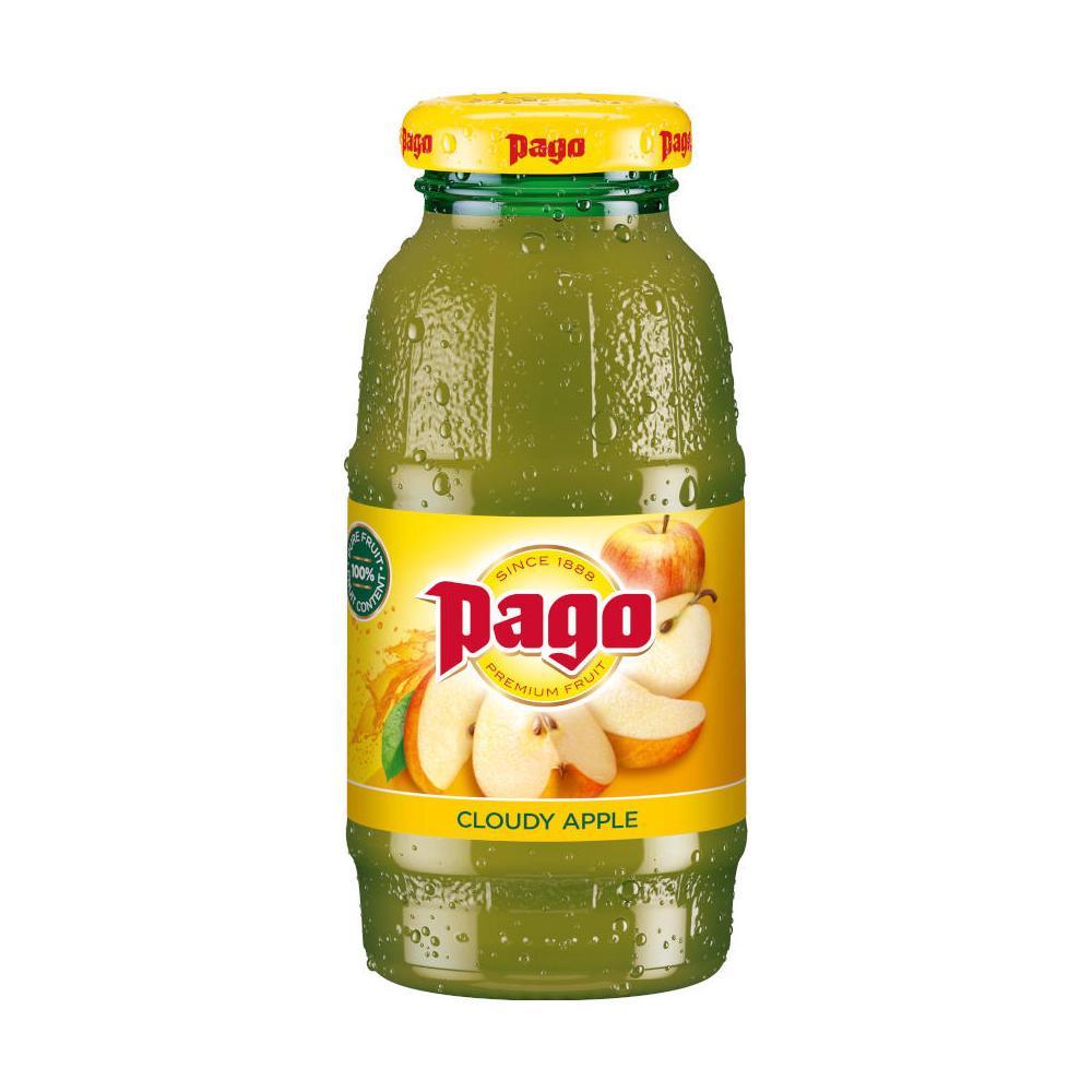 SALE  Pago Cloudy Apple Juice 200ml