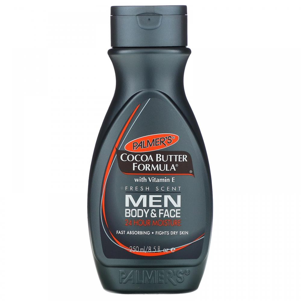 Palmers Cocoa Butter Formula Men Lotion for Body And Face 250 ml