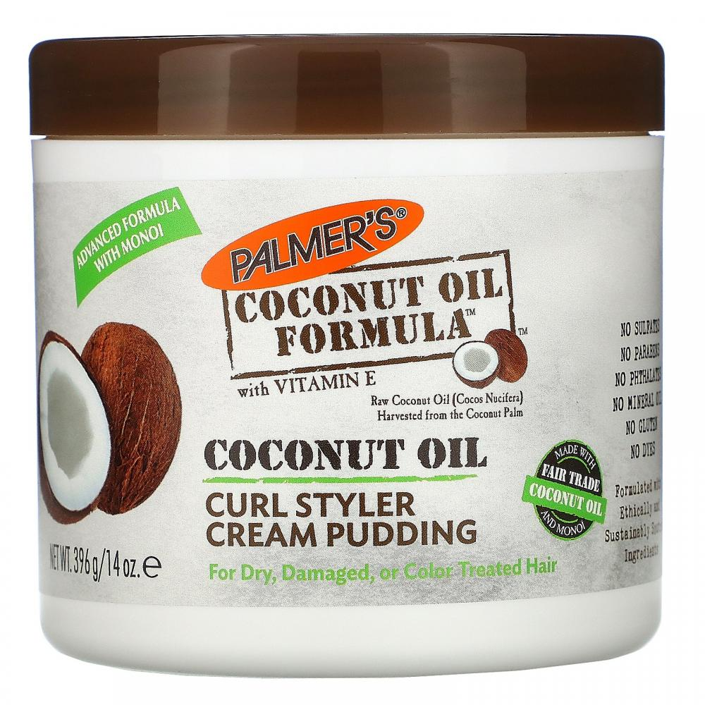 Palmers Coconut Oil Curl Styler Cream Pudding