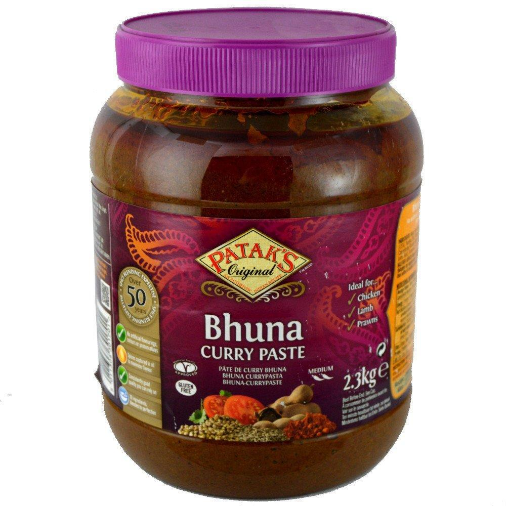 SALE  Pataks Bhuna Curry Paste 2.3kg