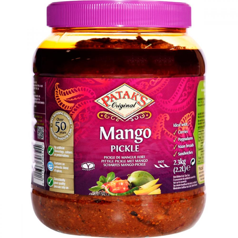 Pataks Mango Pickle 2.3kg