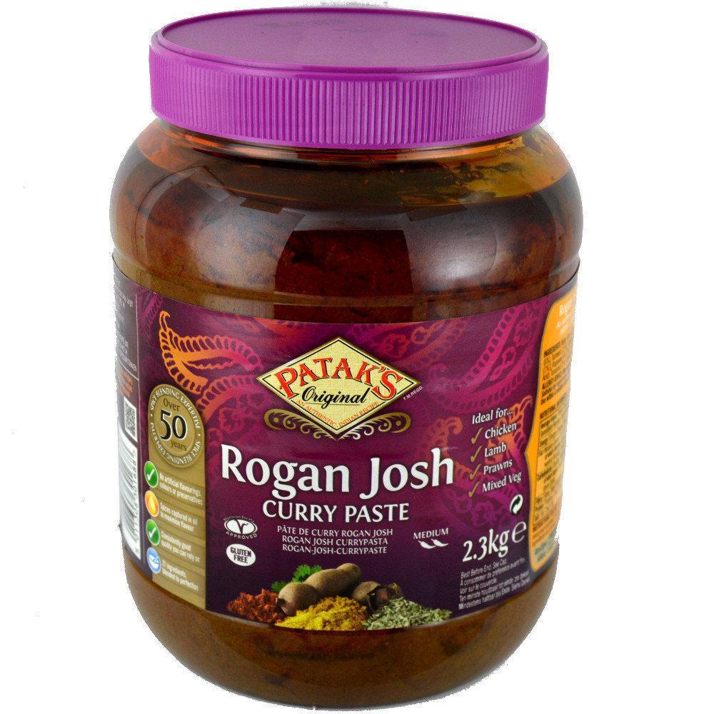 Pataks Rogan Josh Curry Paste 2.3kg