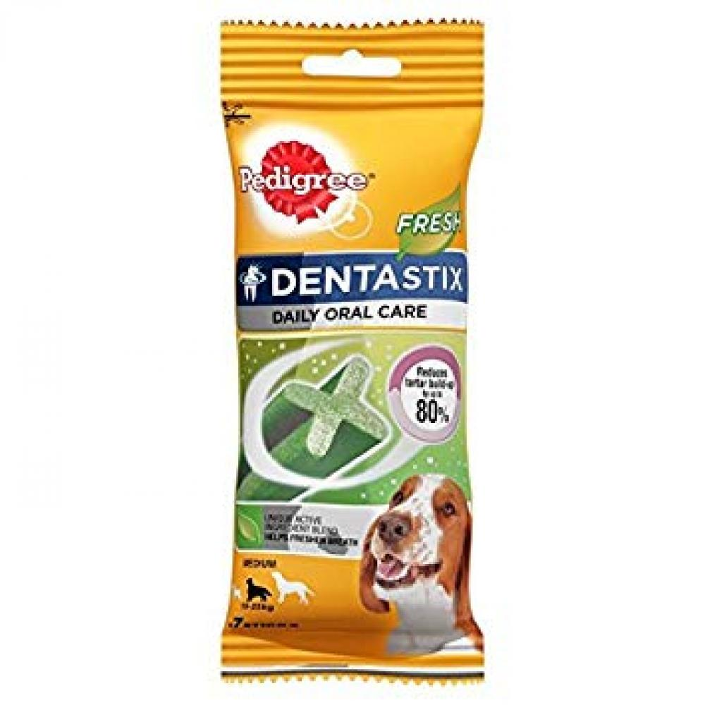 Pedigree Dentastix Daily Fresh Medium Dog 180g