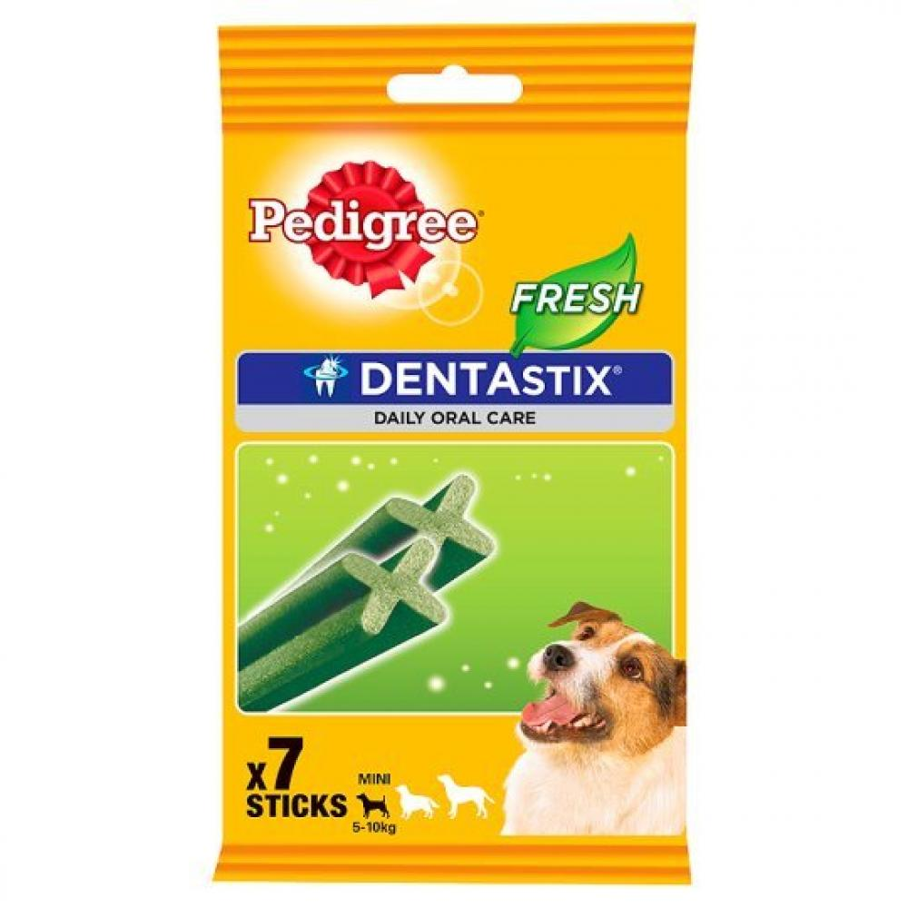 Pedigree Dentastix Fresh Dental Dog Chews - Small Dog 7 sticks